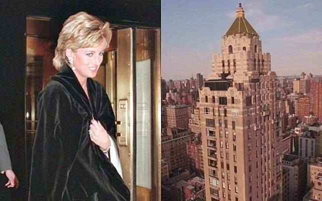 Bên trong 'cung điện của những bí mật' ở New York, nơi công nương Diana từng chạm mặt Steve Jobs