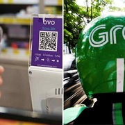 Grab thâu tóm 90% cổ phần ví điện tử OVO của Indonesia
