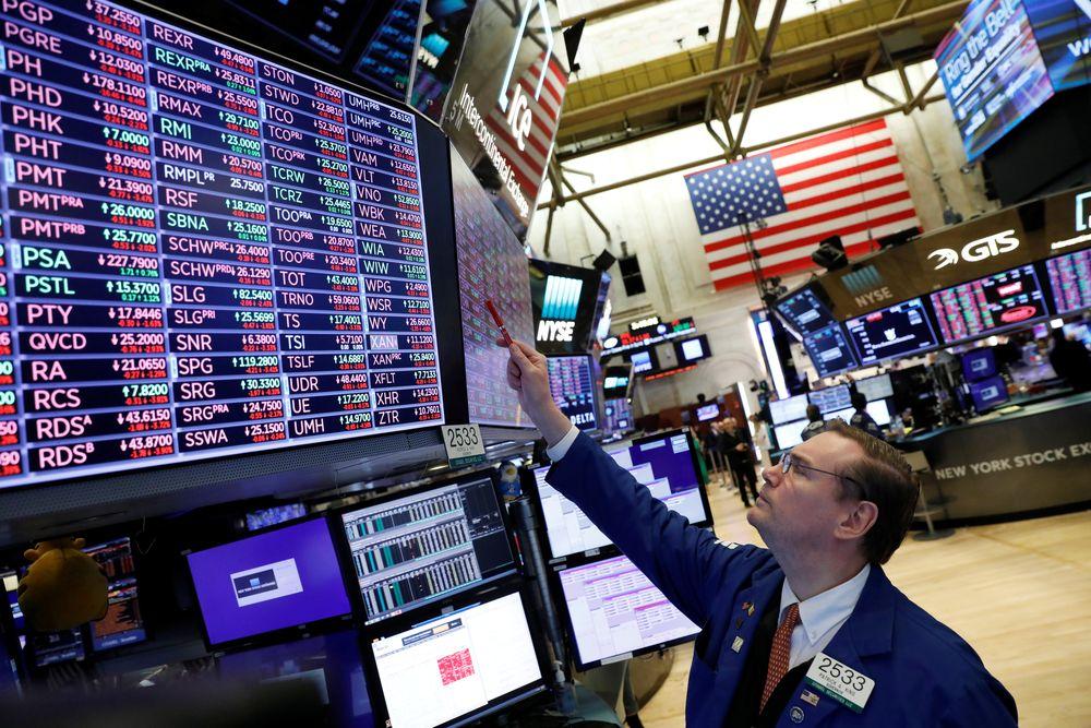 Cổ phiếu Big Tech bị bán tháo, Phố Wall giảm sâu