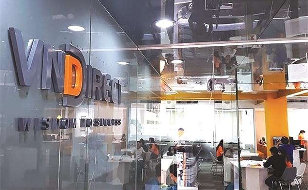 VNDirect đăng ký bán gần 6 triệu cổ phiếu quỹ từ 25/10