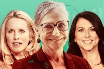 10 phụ nữ giàu nhất nước Mỹ: Người thừa kế Walmart dẫn đầu năm thứ 7 liên tiếp