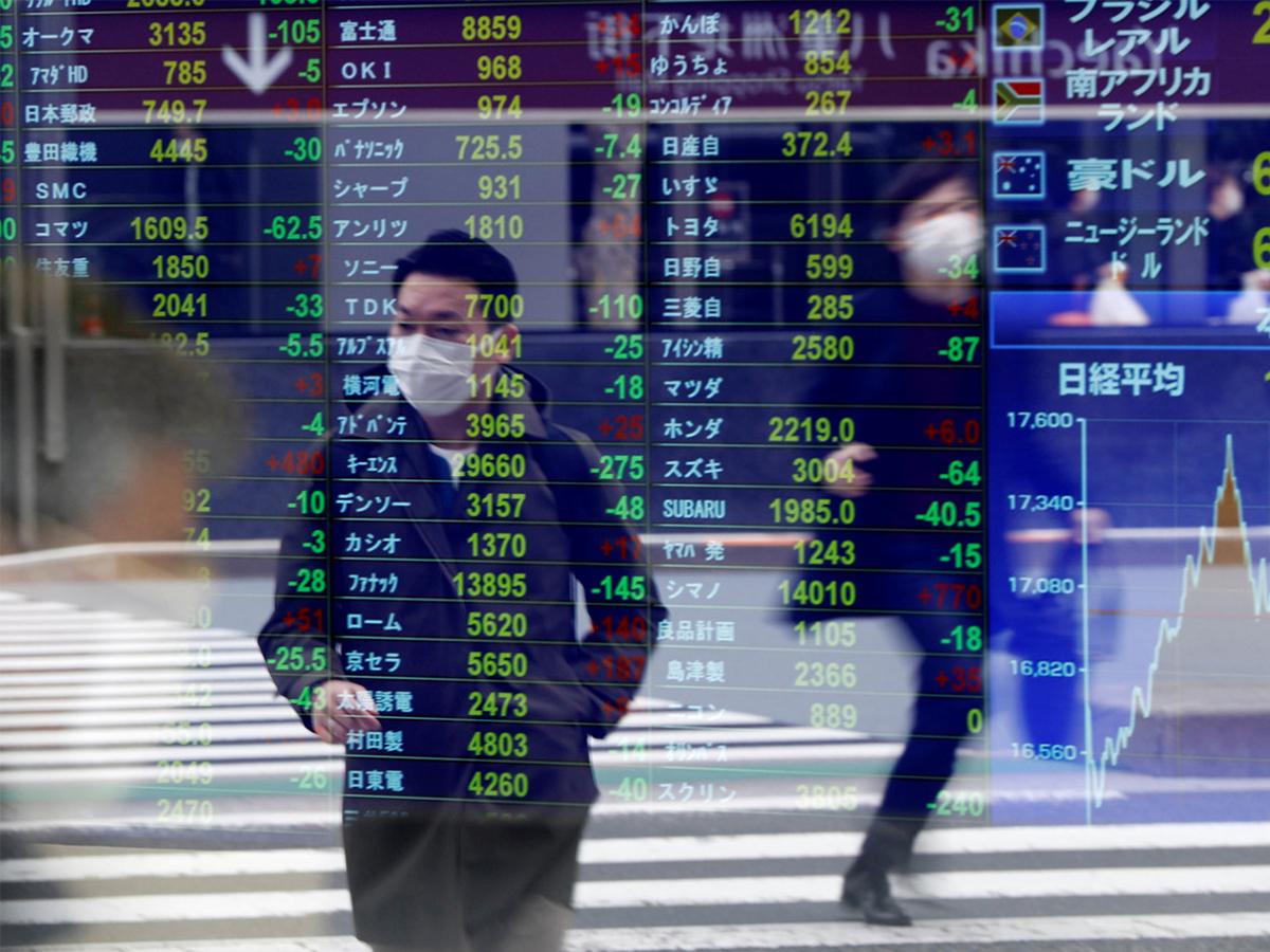New Zealand tăng lãi suất giữa đại dịch, chứng khoán châu Á giảm