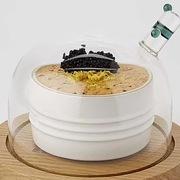 Loại bơ nhà giàu có vị tôm hùm và trứng cá muối Caviar