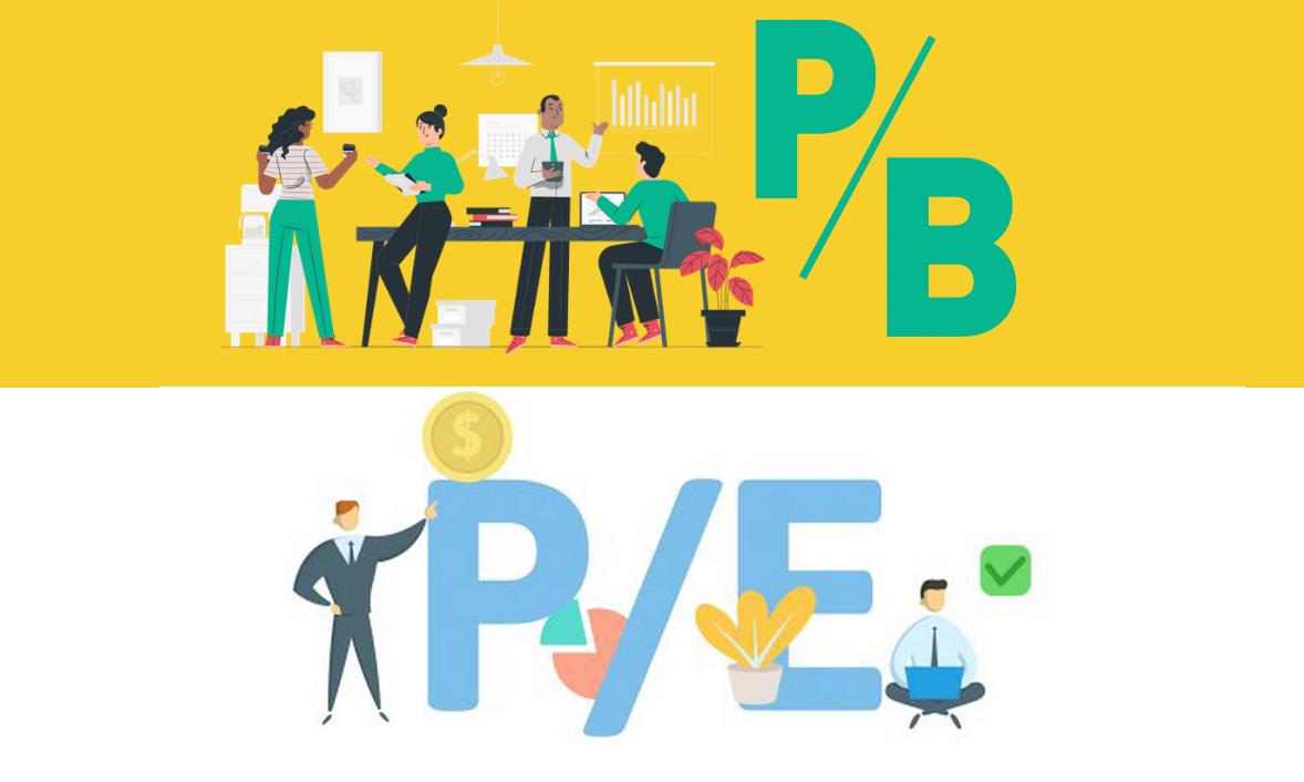 P/E và P/B dùng sao cho chuẩn?