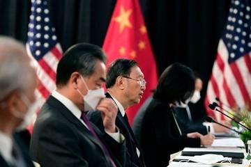 Quan chức cấp cao Mỹ, Trung Quốc hội đàm tại Thụy Sĩ