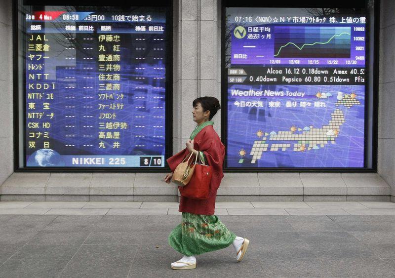Tỷ lệ ủng hộ chính phủ mới không cao, chứng khoán Nhật Bản đảo chiều xuống đáy 6 tuần