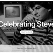 Apple tưởng nhớ 10 năm ngày mất Steve Jobs