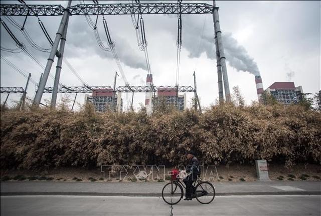 Trung Quốc đang đối mặt với một cuộc khủng hoảng năng lượng. Ảnh: AFP/TTXVN