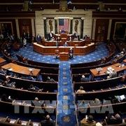 Thượng viện Mỹ tiến gần thỏa thuận tạm thời ngăn chính phủ vỡ nợ
