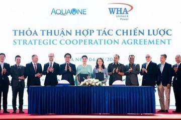 Tập đoàn Thái 'tố' doanh nghiệp của Shark Liên 'lật kèo' vụ Nước mặt Sông Đuống