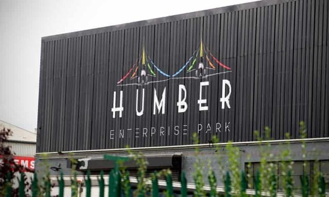 """Một bất động sản ở Humberside có liên quan tới tiền """"bẩn"""" của Unaoil. Ảnh: The Observer."""