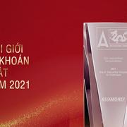 Giải thưởng 'Nhà môi giới chứng khoán tốt nhất việt nam 2021' gọi tên Chứng khoán SSI