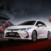 Toyota Altis bản đường đua giá từ 28.500 USD