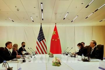 Dấu hiệu cải thiện quan hệ Mỹ - Trung