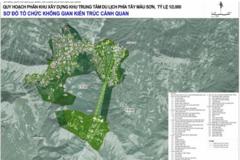 Lạng Sơn thông qua 2 đồ án quy hoạch khu đô thị và khu trung tâm du lịch 858 ha