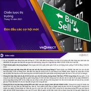 VNDirect: Chiến lược thị trường tháng 10 - Đón đầu các cơ hội mới