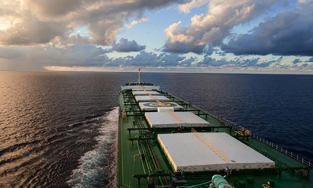 Cước vận tải biển Baltic cao kỷ lục 13 năm, vượt ngưỡng 10.000 điểm
