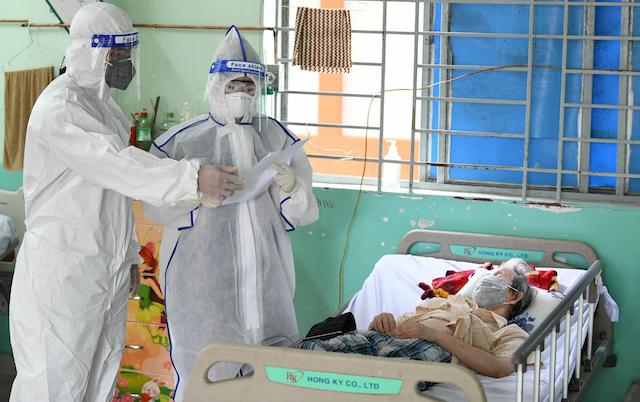 Bệnh viện tư nhân ở TP HCM được thu phí điều trị Covid-19. Ảnh minh họa.