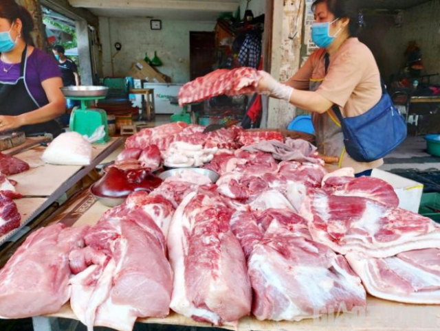 OECD: Việt Nam sẽ đứng thứ 2 châu Á về tiêu thụ thịt heo vào cuối năm nay