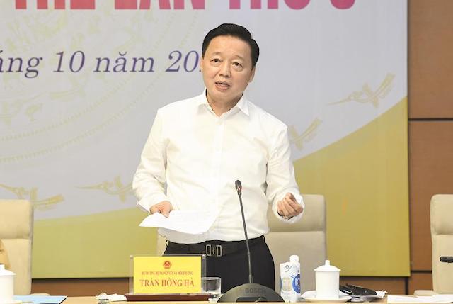 Đề xuất cho phép UBND cấp tỉnh phê duyệt chuyển đổi đất trồng lúa và đất rừng làm dự án