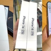 Mô hình iPhone 14 màn hình 'đục lỗ' lộ diện
