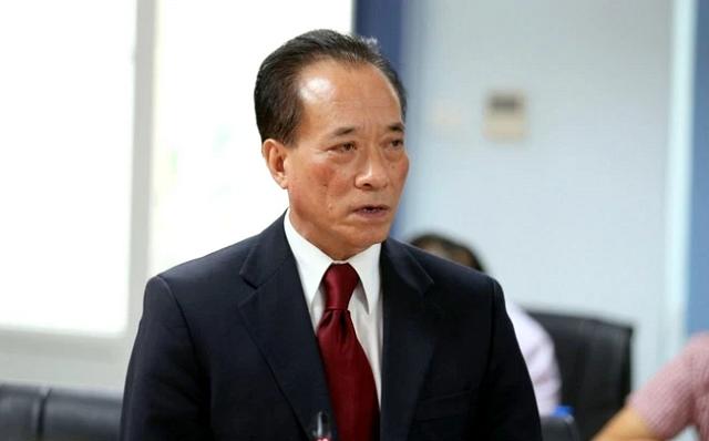 Chuyên gia Tài chính Nguyễn Trí Hiếu. Ảnh: