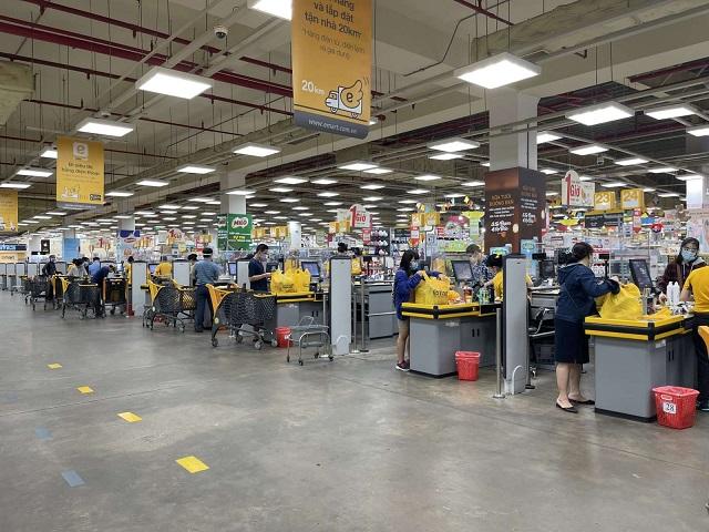 Thaco dự kiến mở 10 siêu thị Emart đến 2025