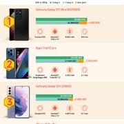 8 smartphone đáng chú ý giảm giá đầu tháng 10