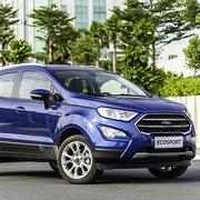 Ford triệu hồi xe EcoSport do lỗi lắp thiếu linh kiện