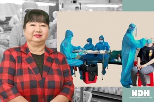 'Nữ tướng' hơn 40 năm làm thủy sản kể chuyện dìu dắt công ty non trẻ đương đầu dịch Covid-19