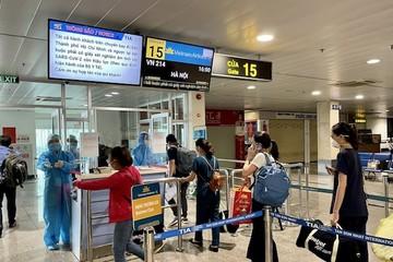 Từ hôm nay, 38 chuyến bay nội địa được hoạt động trở lại
