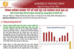 Agriseco: Tình hình kinh tế vĩ mô quý III và đánh giá quý IV