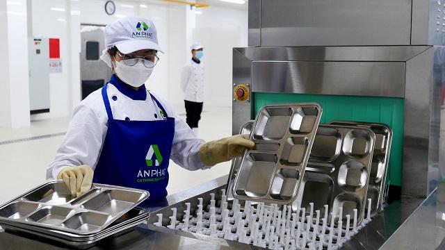 An Phát Holdings mở rộng mảng dịch vụ suất ăn công nghiệp