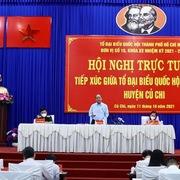Cử tri đề nghị chuyển dự án Sài Gòn Safari thành khu công nghệ cao