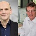 """<p class=""""Normal""""> Hai nhà khoa học Benjamin List (trái) và David W.C. MacMillan ngày 6/10 được trao giải Nobel Hóa học năm nay vì tìm ra chất xúc tác ứng dụng trong công nghiệp dược phẩm và pin quang điện.</p> <p class=""""Normal""""> Benjamin List và David MacMillan đã phát triển công cụ mới độc đáo để xây dựng phân tử, đó là xúc tác hữu cơ. Những ứng dụng của công cụ này bao gồm nghiên cứu các loại dược phẩm mới, đồng thời giúp hóa học trở nên thân thiện với môi trường hơn.</p> <p class=""""Normal""""> List là nhà hóa học người Đức, giám đốc Viện Max Planck về Nghiên cứu Than tại Mulheim an der Ruhr. Trong khi đó, MacMillan là nhà hóa học người Scotland, giáo sư Đại học Princeton, Anh, nơi ông là trưởng khoa hóa giai đoạn 2010 – 2015.<span style=""""color:rgb(34,34,34);"""">Ảnh: <em>AP/EPA</em>.</span></p>"""