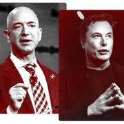 Elon Musk và Jeff Bezos chung bảng tỷ phú 'keo kiệt'