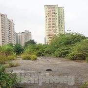 Loạt dự án ôm đất bỏ hoang ở Hà Nội lọt 'tầm ngắm' thu hồi