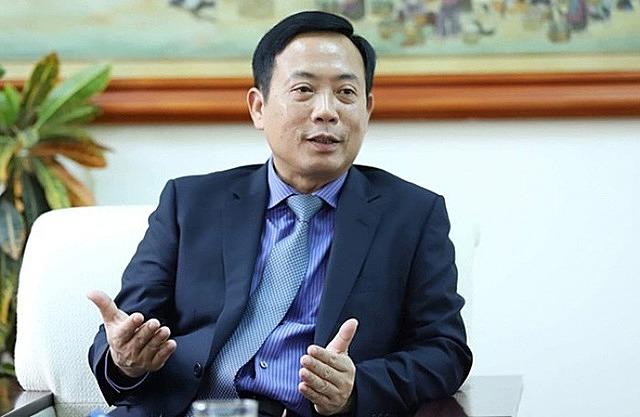 Chủ tịch UBCK Nhà nước Trần Văn Dũng.