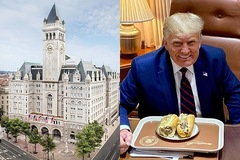 Khách sạn 5 sao ở Washington DC của Donald Trump bị 'khui' lỗ 50.000 USD/ngày trong suốt 4 năm