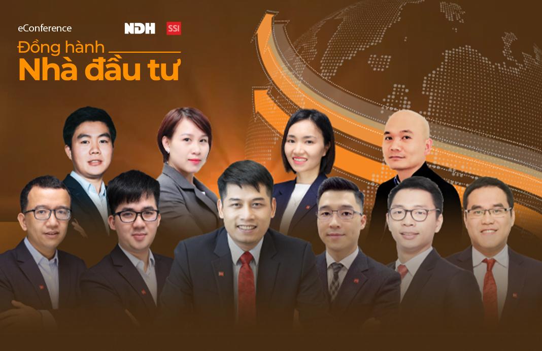 Gần 900 lượt đăng ký tham dự NDH eConference: Đồng hành nhà đầu tư