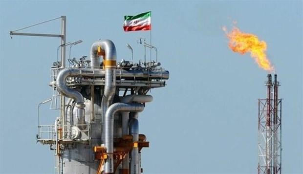 Một cơ sở lọc dầu của Iran. (Ảnh: IRNA/TTXVN)