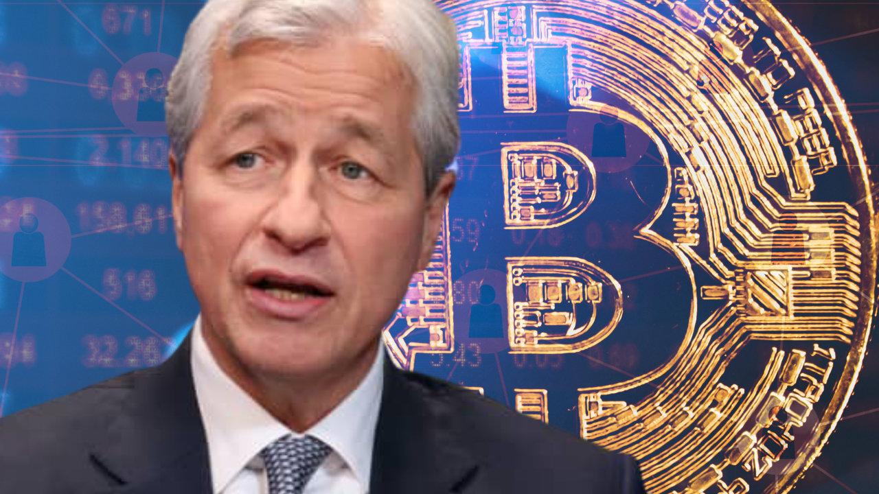 CEO JPMorgan Chase: Bitcoin 'vô giá trị'