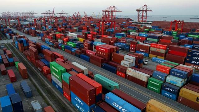 Trung Quốc thặng dư thương mại kỷ lục với Mỹ