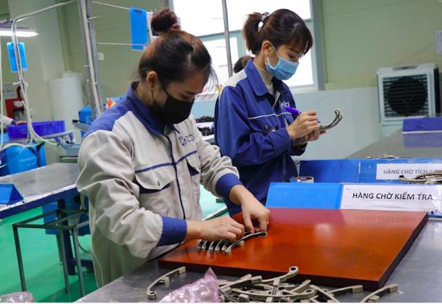 Nhiều doanh nghiệp FDI tin tưởng Việt Nam sẽ vượt qua đại dịch Covid-19.
