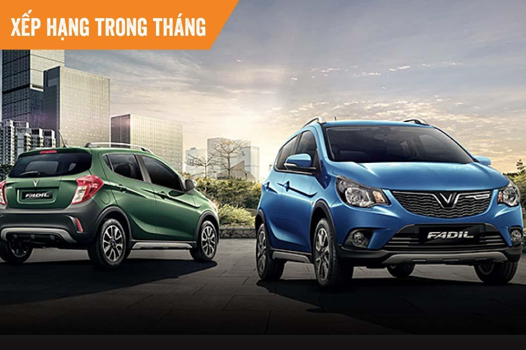 Top ôtô bán chạy tháng 9: Một mẫu xe dẫn đầu 5 tháng liên tiếp