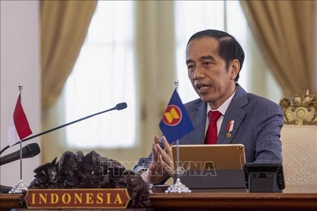 Tổng thống Indonesia Joko Widodo. Ảnh: AFP/TTXVN