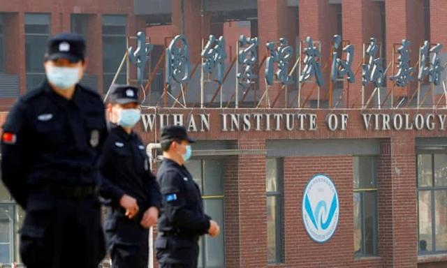 Viện Virus học Vũ Hán, ở thành phố Vũ Hán, Trung Quốc, tháng 2/2021. Ảnh: Reuters.