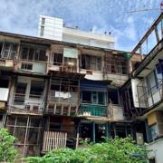 Cần 500 tỷ đồng để tu sửa chung cư xuống cấp tại TP HCM