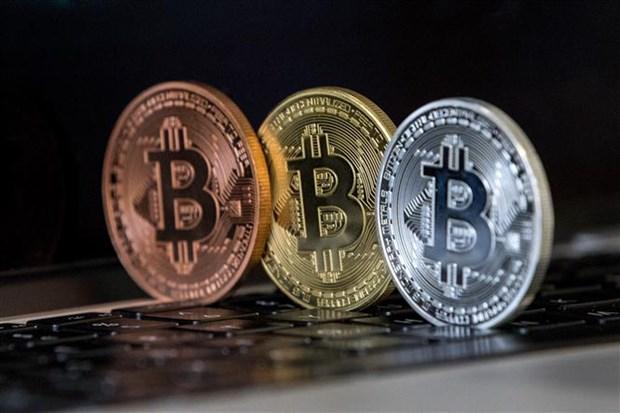 Mỹ đang nắm giữ hơn 35% thị phần khai thác bitcoin trên thế giới. (Ảnh: AFP/TTXVN)