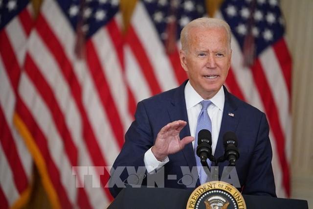 Tổng thống Mỹ ký ban hành luật tạm thời nâng trần nợ công